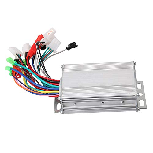 RDEXP Aluminium Brushless Motor Controller 36V-250W/48V-350W for E-Bike and Electric Scooters