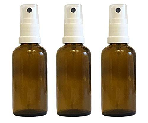 Farmacia de pulverizador de color marrón cristal vaporizador Efecto 3piezas | cantidad...