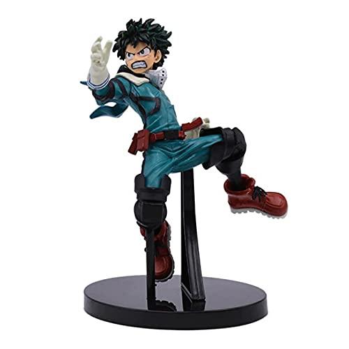 Figura de Izuku Midoriya 17CM Amazing Héroes I de My Hero Academia - Kokohai Series Boku No Hero