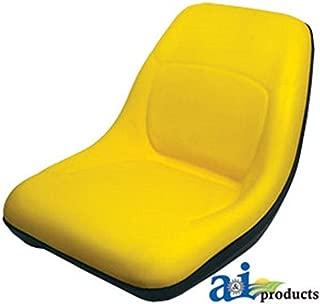 AM116408 Seat Fits John Deere: 1200A, 4X2 Gator, 6X4 Gator (SN