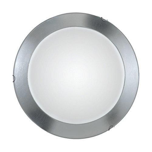 Plafonnier MOON chrome 1 ampoule