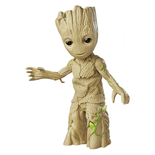 Hasbro Guardians of the Galaxy C0225EU4 - Vol. 2 Tanzender Groot, Actionfigur