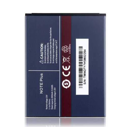 Todobarato24h Bateria Compatible CUBOT Note Plus 2800mAh