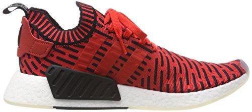 adidas NMD R2 PK Red Black - 6