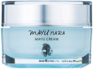 Mayunara Horse Oil Cream 100% Ultra Pure Jeju Korea Cosmetics 30ml (Mild Aromatic Scent)