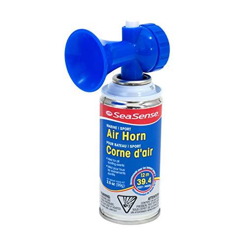 SeaSense Large Air Horn, 3.5 oz.