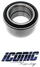 Iconic Racing Front or Rear Wheel Bearings Compatible with Polaris RZR S 1000 XP 4 Turbo 1000 XP Turbo 1000 4 1000 XP 1000 Qty. 1