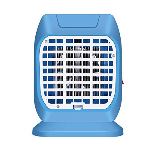 UV-ontsmettingslamp, draagbare UVC-luchtzuiveringsfilter, USB ultraviolet sterilisatielicht voor thuis, keuken, badkamerkast,Blue