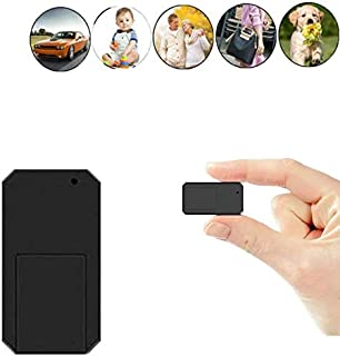 Mini GPS Tracker Real Time Anti-Thief GPS Locator Portable Anti Loss GPS Tracking Device Standby 200h for Purse Wallet Kid... photo