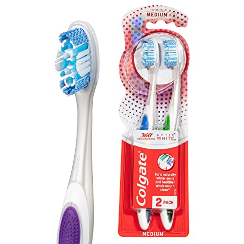 Colgate 360° Toothbrush Value Pack