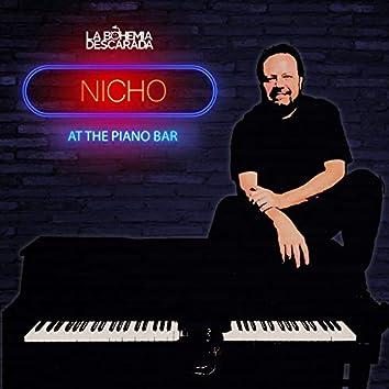 Nicho at the Piano Bar