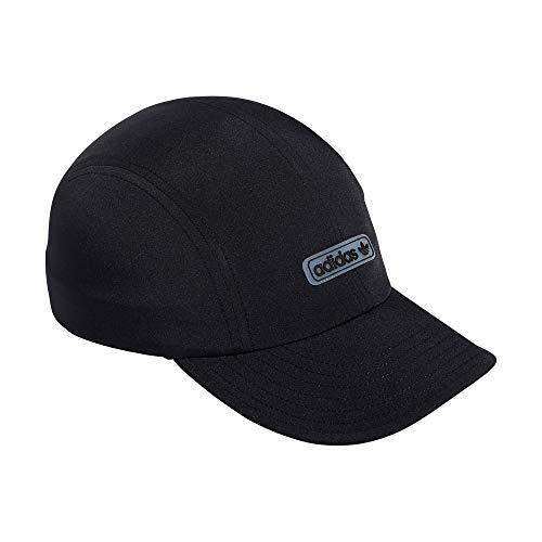 adidas Originals Gorra para Hombre Sideline de 4 Paneles, Color Negro, Talla única