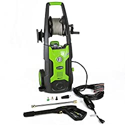 best greenworks pressure washer reviews