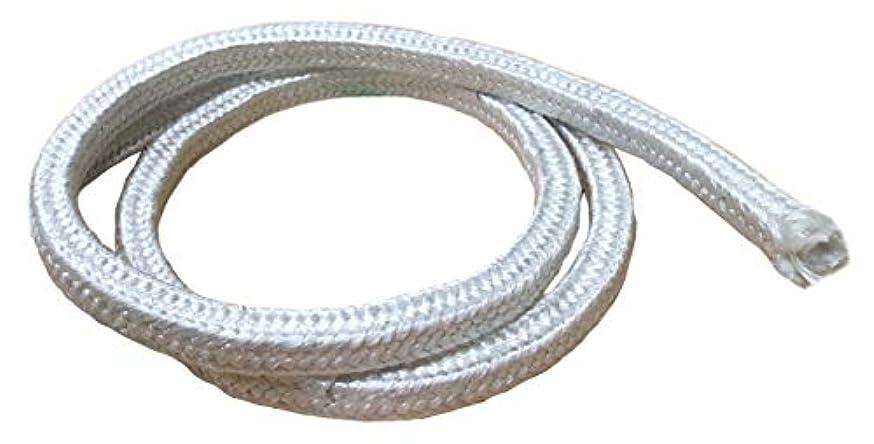 MinGlas Rope Seal - Fiberglass Square Braided Rope Gasket 1/4