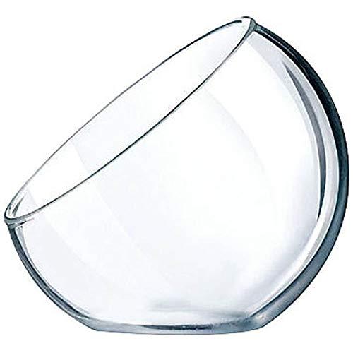 Arcoroc ARC H3951 - Juego de 6 copas para helado (120 ml, cristal), transparente