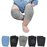5-Pack Iume Baby Crawling Pads Anti-Slip Knee Protect