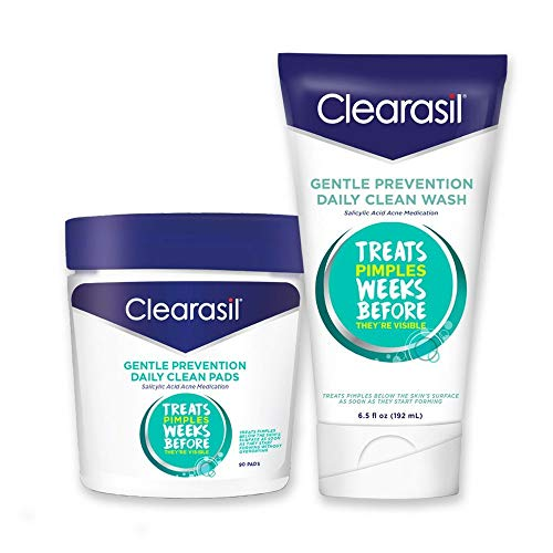 Clearasil Gentle Prevention Daily A…