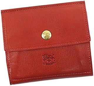 (イルビゾンテ) IL BISONTE COWHIDE WALLET メンズ&レディース レザー 二つ折り財布 [並行輸入品]