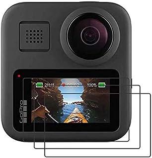 PCTC Protector de visualización Compatible para GoPro Max U