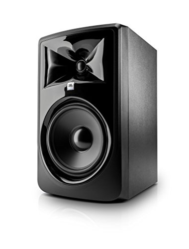 JBL Professional 308P MkII Next-Generation 8' 2-Way Powered Studio Monitor (308PMKII)