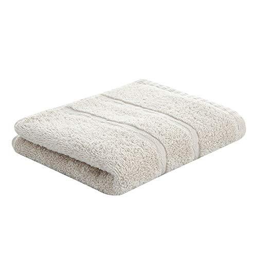 CMZ Toalla de algodón Puro Toalla Facial Toalla Absorbente para Adultos Toalla General de algodón Puro para Parejas (33x70 cm)