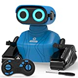 REMOKING Roboter Kinder Spielzeug, RC Roboter Jungen Mädchen Spielzeug , Roboter Spielzeug Geschenk für Kinder 3 4 5 6 Jahre (Blau)