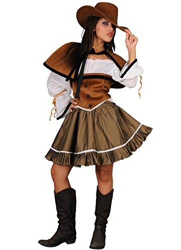 chiber - Disfraz Vaquera Cow Girl