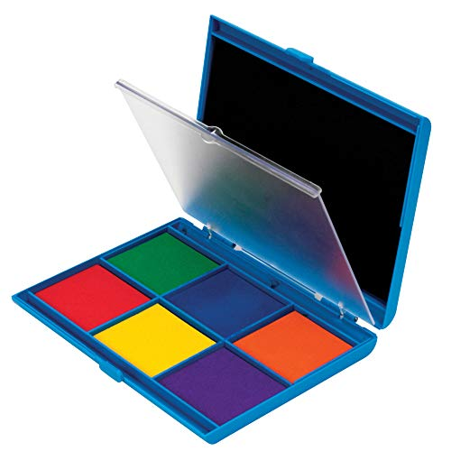 Learning Resources Jumbo 7-Colour Stamp Pad
