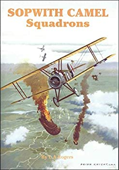 Paperback Windsock Datafile Special No.  Sopwith Camel Squadrons Book