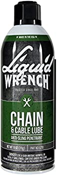 Liquid Wrench L711 Chain & Cable Lube, 11 oz