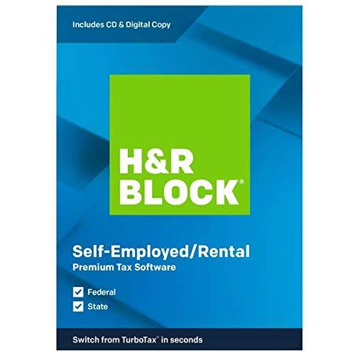 H&R Block 2019, Premium, for PC/Mac