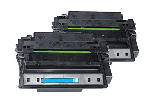 Compatible con HP LaserJet 2420 DN Toner conjunto negro - Q6511XD - Para aprox. 2 x 12.000 paginas (5% cobertura)