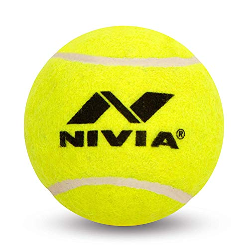 VTC Nivia Heavy Tennisball Cricketball (6 Stück)