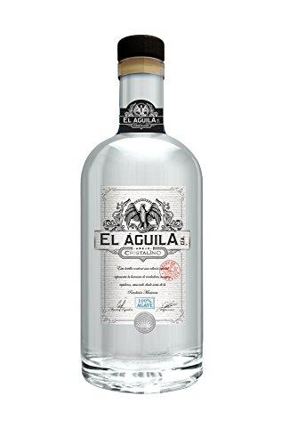 Tequila El Aguila Añejo Cristalino