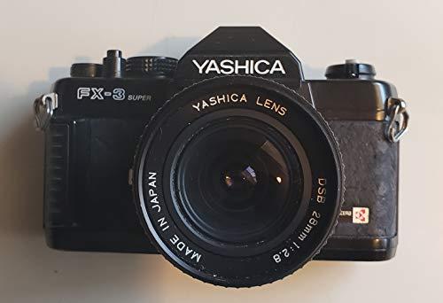 Yashica FX-3 FX3 FX 3 Super SLR camera body