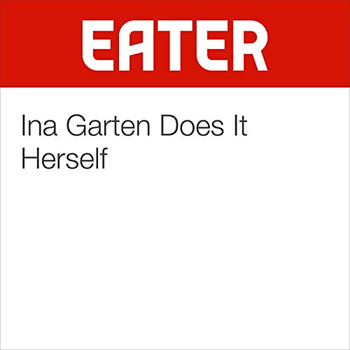 Ina Garten Does It Herself audiobook cover art