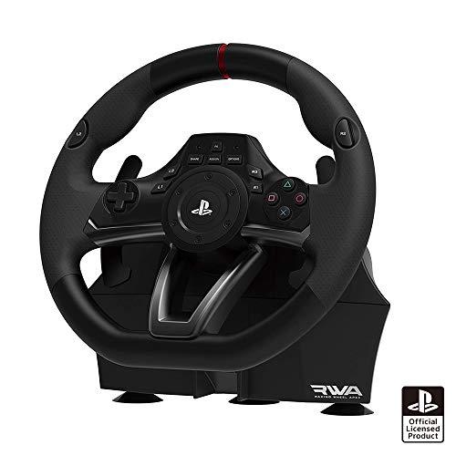 【PS5動作確認済】レーシングホイールエイペックス for PlayStation®4/PlayStation®3/PC【SONYライセンス商品】