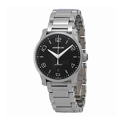 Montblanc TimeWalker Date Automatic - Reloj (Reloj de pulsera, Masculino, Acero inoxidable, Acero inoxidable, Acero inoxidable, Acero inoxidable)
