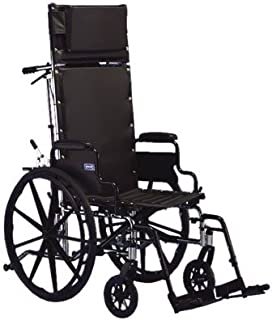 Invacare 9RC 9000 XT Reclining Wheelchair - 18