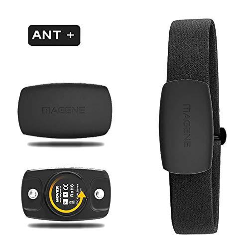 MeiLan - Sensor de frecuencia cardíaca Ant+ y Bluetooth 4.0