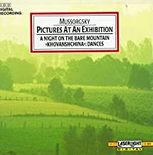 Pictures at an Exhibition / Night on Bare Mountain