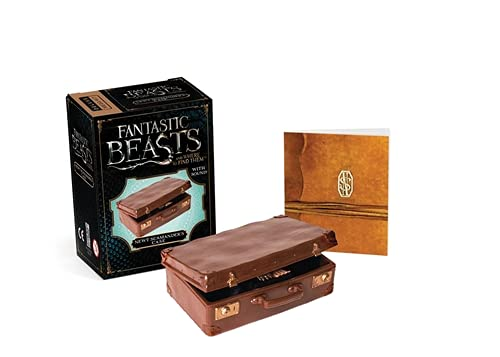Fantastic Beasts and Where to Find Them: Newt Scamander's Case: With Sound (RP Minis)