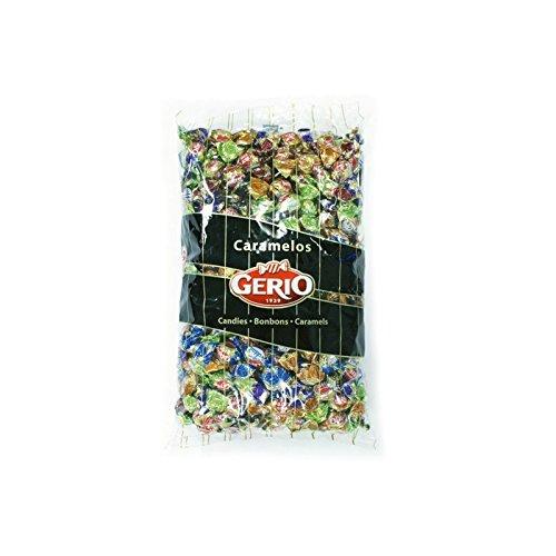 Gerio Caramelos Bombón Surtidos Sin Azúcar 1 kg