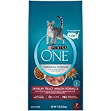 Purina ONE High Protein Dry Cat Food, Urinary Tract Health Formula - 7 lb. Bag
