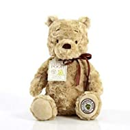 Suitable Age - From Birth Size (cm) - 14.5l x 21.5w x 26.4h This lovable 30 centimeter premium soft toy has beautifully embroidered features and has been created using only the softest, textured plush fabric Cuddly Classic Winnie-the-Pooh, the most f...