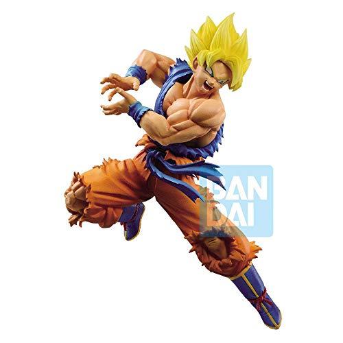 Banpresto - Figurine DBZ - Son Goku Super Saiyan Battle Figure Oversea Limited 16cm - 3296580851911 image