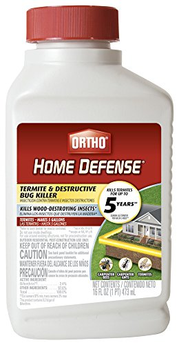 Ortho Home Defense Termite & Destructive Bug Killer, 16 oz.(Not available in MA, NY, or RI)