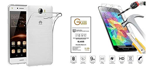 Compatible Para Huawei Y7 trt-lx1/Nova Lite +/Nova Lite Plus trt-l01 (5.5) Cubierta...