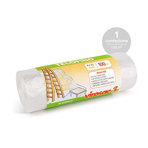 Decorsac tasche da pasticcere ideale per decorare e farcire le preparazioni con creme 27,5x53 cm