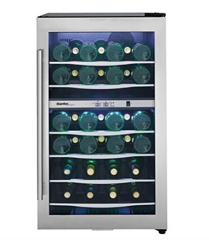 Enfriador de vinos para 38 botellas